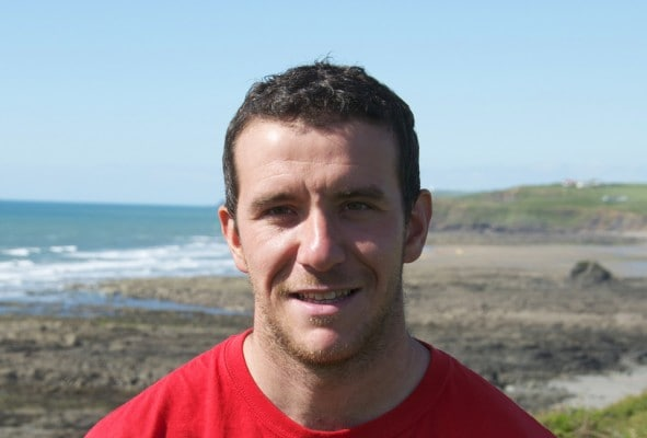 Outdoor Adventure activity instructor - Paul
