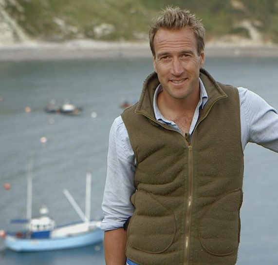 Ben Fogle out in the outdoors near Outdoor Adventure.