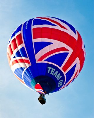 lots of outdoor activities set for I Am Team GB sports day