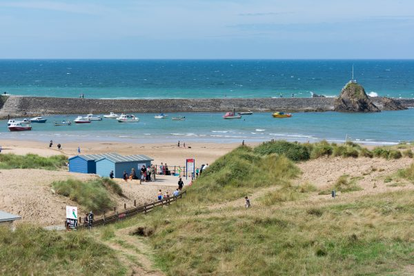 Primary school residential trips in Bude