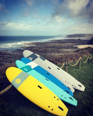 Softech surfboards at Outdoor Adventure